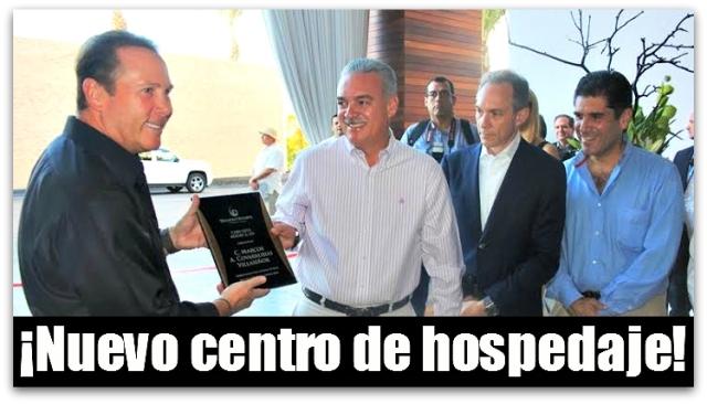 2 - 1 cabo azul hotel inauguracion san jose del cabo