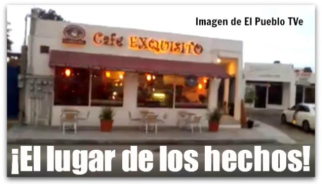 2 - 1 cafe exquisito asalto