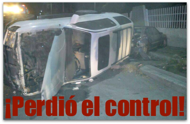 2 - 1 ACCIDENTE FORJADORES FRENTE AL TEC
