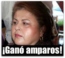 1z.- Esthela Ponce Beltrán Alcaldesa de La Paz logró el crédito