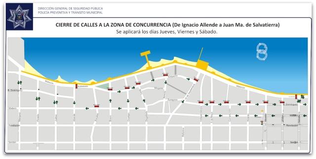 2 - 1 carnaval 2014 cierre de calles