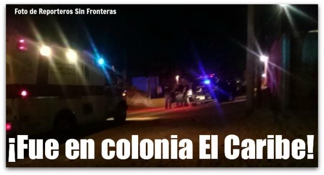 2 - 1 colonia el caribe homicidio