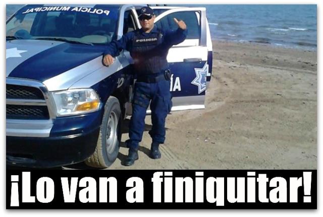 2 - 1 sub oficial burgoin policia de la paz bcs