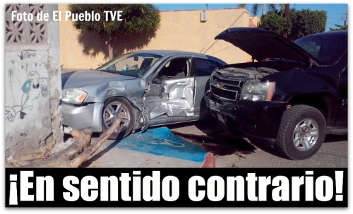 2 - 1 ACCIDENTE CHEVROLET SUBURBAN