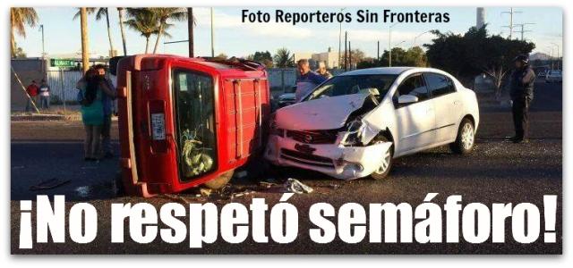 2 - 1 ACCIDENTE COLOSIO Y ALTA TENSION LA PAZ BCS