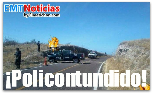 2 - 1 accidente de la policia federal