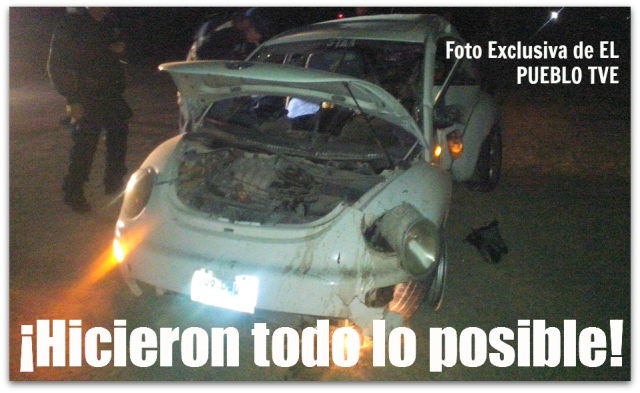 2 - 1 ACCIDENTE FIDEPAZ MUERE JOVEN MUJER