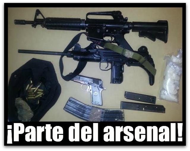 2 - 1 armas de fuego la paz bcs