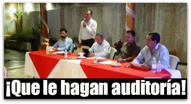 2 - 1 auditoria a delegado sct cruz olivera