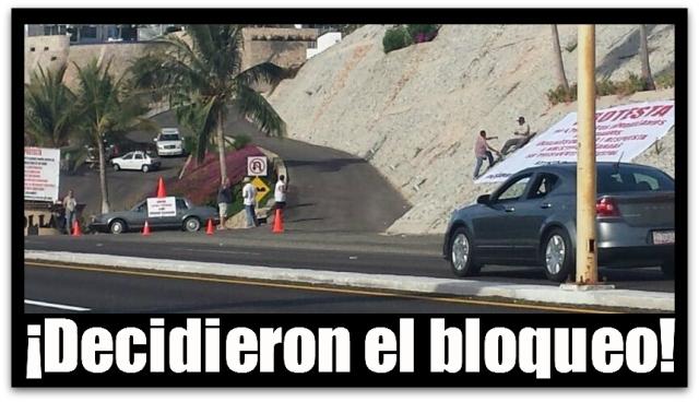 2 - 1 BLOQUEO EN LA JOYA LOS CABOS 001