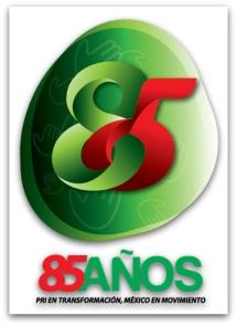2 - 1 logo pri 85 años