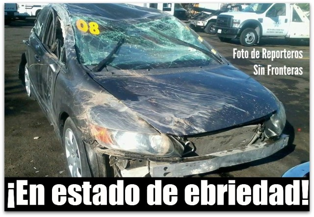2 - 1 accidente rumbo tecolote