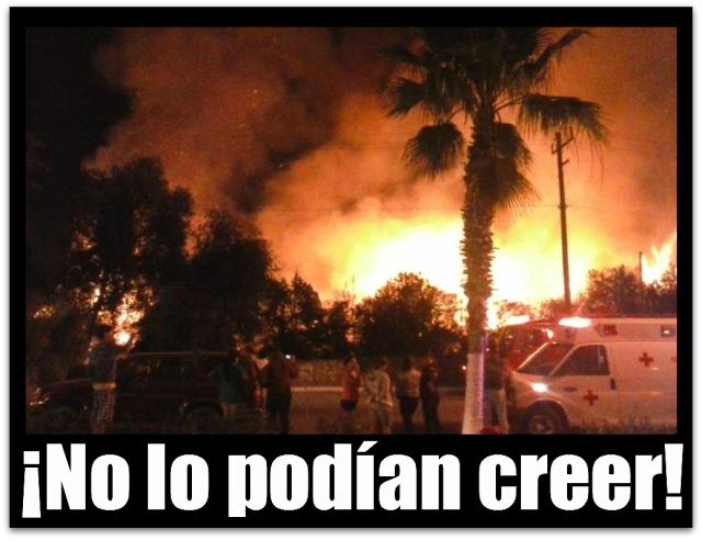 2 - 1 incendio estero de san jose del cabo bcs 2014