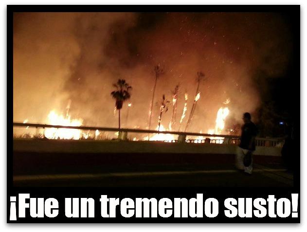 2 - 1 incendio estero san jose 2014