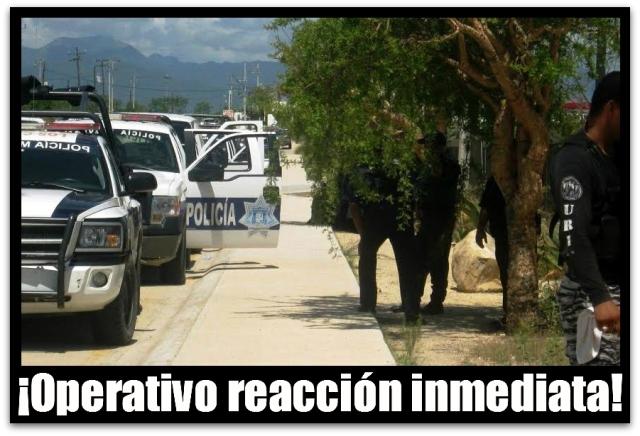 2 - 1 policia de los cabos en operativos