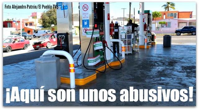 2 - 1 servicio ati gasolina la paz bcs