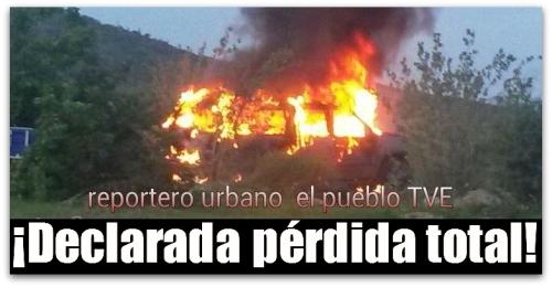 2 - 1 regidor martinez suburban quemada