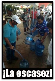 2 - 1 odile agua potable gratuita en los cabos