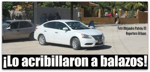 2 - 1 zona de balacera en calle cabildo y juarez