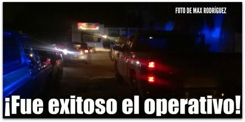 2 - 1 sicarios detenidos operativo foto max rodriguez