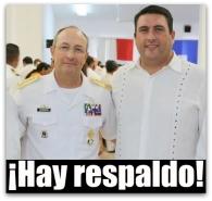 2 - 1 barroso con el secretario de marina
