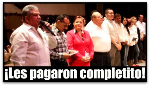 burocratas 2014 aguinaldos