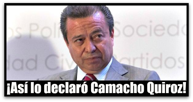 CESAR CAMACHO QUIROZ ANTIDOPING