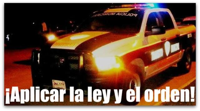 OPERATIVO EN LOS CABOS DICIEMBRE 2014