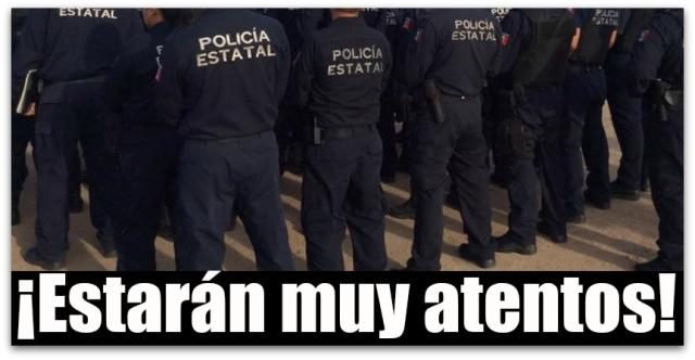 POLICIA ESTATAL BCS
