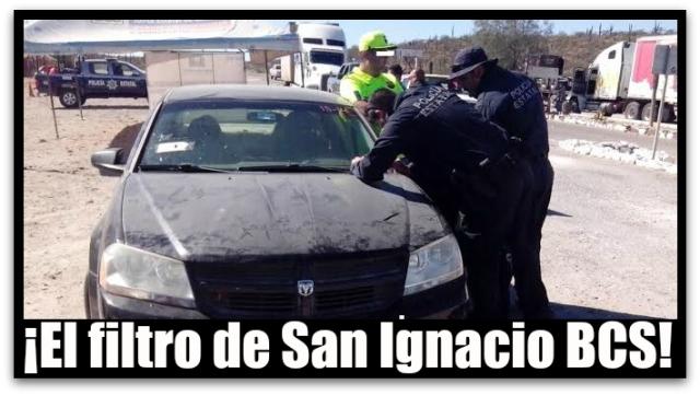 RETEN DE SAN IGNACIO BCS