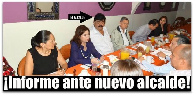 ALCALDE FAUSTO ALVAREZ GAMEZ ESCUCHA