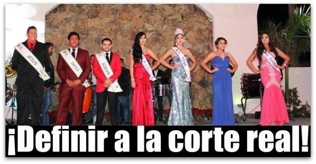 CARNAVAL LA PAZ 2015 CORTE REAL