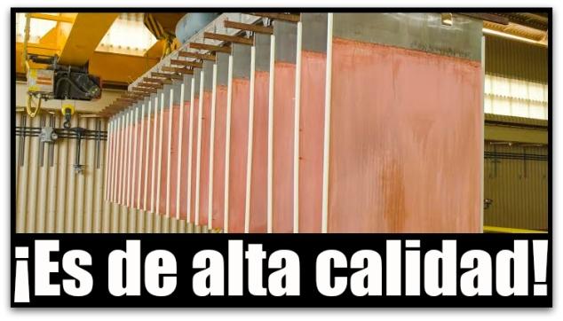 COBRE SANTA ROSALIA EL BOLEO