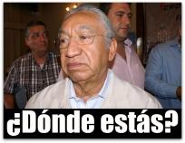 ISAIAS GONZALEZ CUEVAS AUSENTE