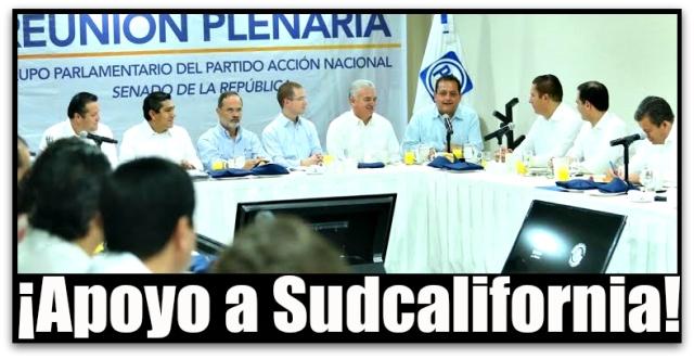 PLENARIA SENADORES PAN 2015 LOS CABOS