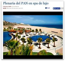SENADORES DEL PAN