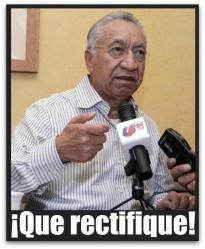 ISAIAS GONZALEZ CUEVAS O SE ALINEA O IRA A LA CARCEL COMO ELBA ESTHER