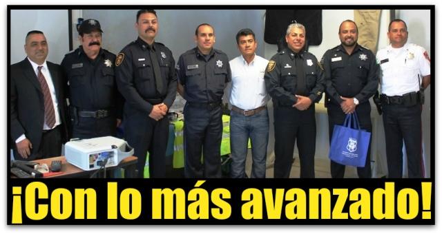 POLICIA DE TEXAS EN LOS CABOS