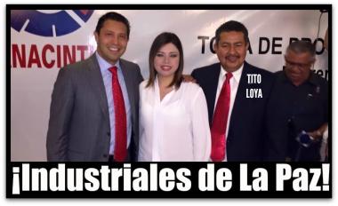 TITO LOYA PRESIDENTE CANACINTRA