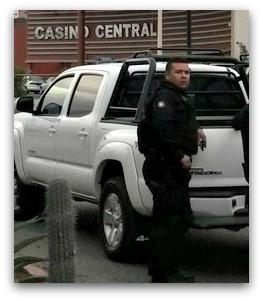 1 POLICIA CRISTIAN AGREDIO A REPORTEROS SIN FRONTERAS
