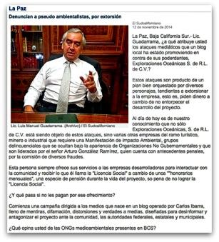 1 REPORTERO DE BCS NOTICIAS