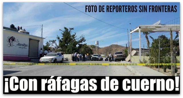 EJECUTADO EN CABO SAN LUCAS