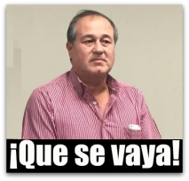 NACHO MONROY ALCALDE RESULTA UN FRACASO MEJOR QUE SE RETIRE