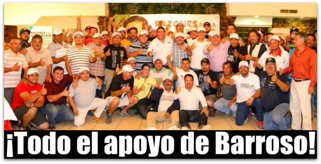 1 off road clubes con barroso