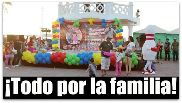 1 a familia domingo kiosko malecon