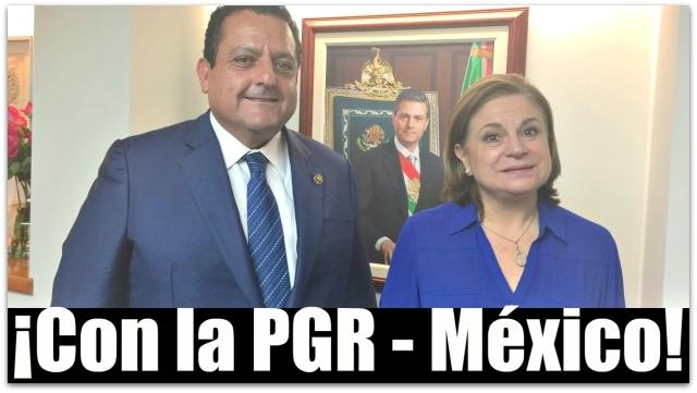 1 a arely gomez pgr con el picore