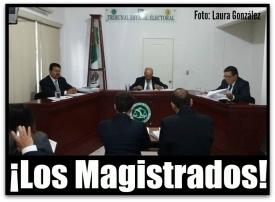 1 a magistrados tribunal estatal electoral