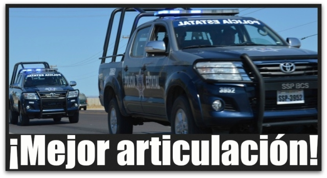 1 a policia estatal baja california sur mexico