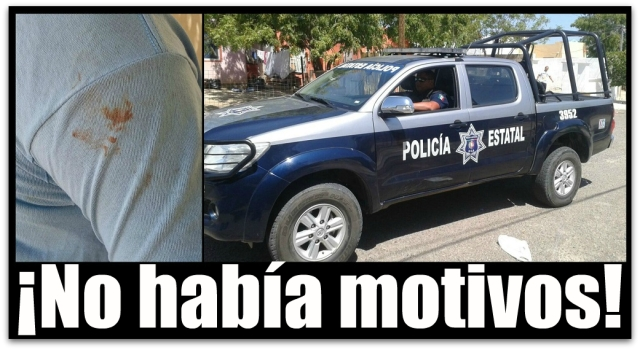 1 a queja vs policia estatal preventiva