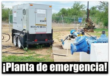 1 A SAPA AGUA POTABLE PLANTA DE EMERGENCIA